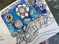 Whimspirations: art journaling every day