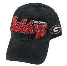 563bd007367 UGA Hat Black