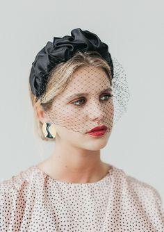 Olivia – Cherubina Bride Headband, Fascinator Headband, Fascinators, Headpieces, Holiday Hairstyles, Headband Hairstyles, Wedding Hairstyles, Royal Clothing, Fancy Hats