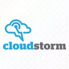 cloud storm logo template. I like logos that portray the company name.  Not sure if there is anything that portrays Artera though.