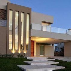 Franklin House (Nordelta, Tigre, Pcia. Buenos Aires, Argentina) por Epstein Architects.
