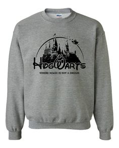 Hogwarts School Campus Funny Harry Potter Geek Fan by trendingwear