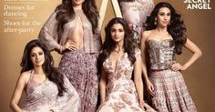 Ace designer Manish Malhotra has completed 25 years in Bollywood and we can safely say that the designer is surely one of the most sought after indiv. Indian Formal Wear, Indian Outfits, Indian Clothes, Indian Fashion Designers, Prom Dresses, Formal Dresses, Wedding Suits, Indian Bridal, Fashion Outfits