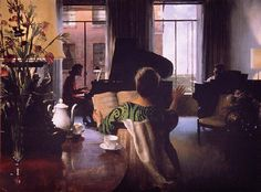 John Koch: Painting a New York Life www.tfaoi.com589 × 435Buscar por imagen Five catalogue essays provide a context for viewing Koch's work. Journalist Michael Thomas expresses his enthusiastic personal view of why Koch is important ... John Koch (1909-1978) - Buscar con Google