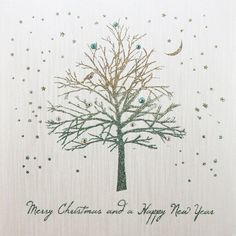 FIVE DOLLAR SHAKE Merry Christmas card ($8.57) ❤ liked on Polyvore featuring home, home decor and stationery