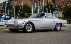 1967 Lamborghini 400 GT to be auctioned off at Pebble Beach this summer. Get pre-approved with Premier Financial Services today. #PebbleBeach #Auction #Lamborghini