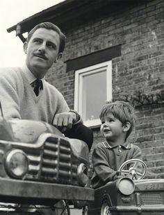 Graham & Damon Hill