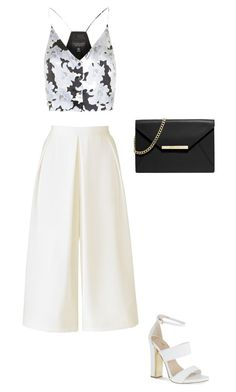 """Untitled #229"" by anasofiaapg ❤ liked on Polyvore featuring Topshop, Carvela and MICHAEL Michael Kors"