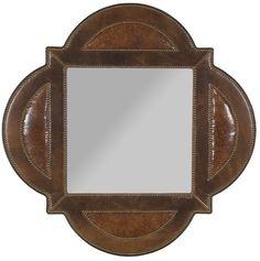 Vanguard Furniture: V1802-MI - Mamie (Upholstered Mirror)