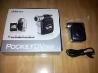 Camcorder Aiptek PocketDV T220 Hessen - Kalbach Vorschau