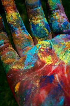 L♡VE 's liquidity, colors, to ebb and flow a vision of the etheral..♡♡♡ Making love in pigments, let's love. Artsy♡