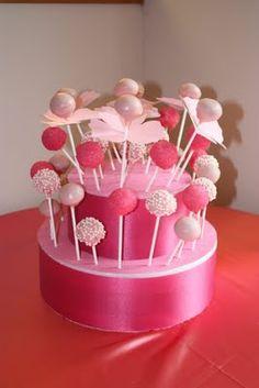 Elegant Affairs: Pretty in Pink Bridal Shower