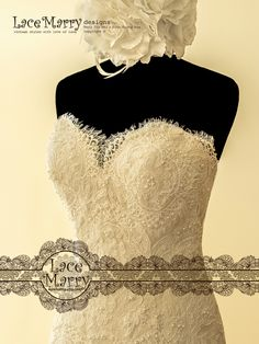 Exquisite Alencon kind of Floral Lace Applique is covering the Strapless Top! Elegant Pearl Beading is scattered all over it and each of the Pearls is stitched on by hands! Strapless Dress Formal, Formal Dresses, Wedding Gowns, Lace Wedding, Chapel Train, Lace Applique, Pearl Beads, Floral Lace, Bodice