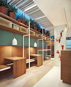 Restaurant Fastvinic in Barcelona Alfons Tost