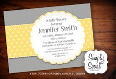 Hey, I found this really awesome Etsy listing at https://www.etsy.com/listing/117116008/polka-dot-baby-shower-bridal-shower