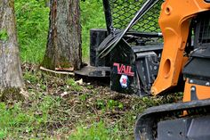 Whether you're clearing your own #land or your customer's, having the right tools is important. For Jerry Olson, tools that allow him to more efficiently do his job, such as the Vail X Series Rotating Tree Saw by Vail Products, help him to work smarter rather than harder. In addition to the 180 degrees of smooth, stable, drift-free cutting head rotation, the rotating tree saw provides power, efficiency and safety for business owners such as Olson.