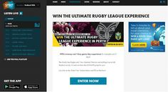 Manly Perth promotion Rugby League, Perth, Promotion, Cards, Gifts, Presents, Maps, Favors, Playing Cards