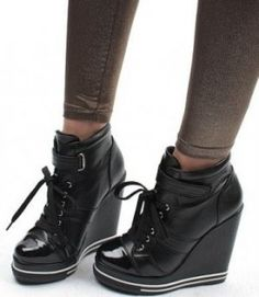Trending: The Sneaker Wedge
