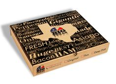 #Pizza #Box #Packaging on Behance