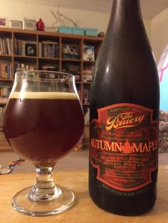 The Bruery 'Autumn Maple' Belgian-Style Brown Ale