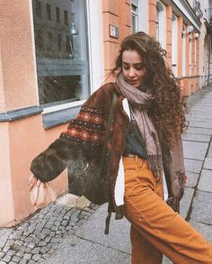 Ayla ayla eulalia photos and videos Earthy Outfits, Layering Outfits, Mode Hippie, Hippie Style, Mode Outfits, Fashion Outfits, Womens Fashion, Looks Hippie, Estilo Cool