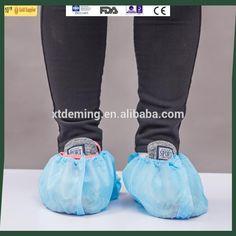 Disposable Nonwoven Non-slip Medical Shoe Cover