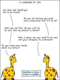 NVC cartoon : )