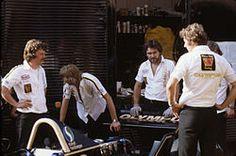 Wolf Racing Team Crew (Monaco by on DeviantArt James Hunt, Jackie Stewart, John Watson, Long Beach, Gp Do Brasil, Monaco Grand Prix, Racing Team, Monte Carlo, Race Cars