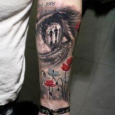 tattoo by Proki Tattoo #prokitattoo #tattoo #tatuaje #tattooartist #ink #inked #tatowierung www.worldtattoogallery.com