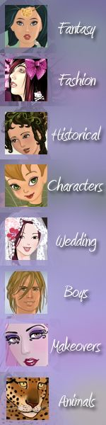 Azalea's Dress up Dolls - Water Element Dress up Game Did you forget this Stereotype??? Yeesh, thought you know Playbuay...