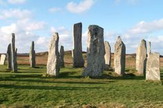Secrets of Standing Stones at Calanais to be revealed