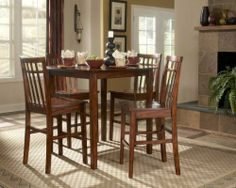 Homelegance D5334-32 Benford Counter Height Dining Collection by Homelegance. $490.00. Benford Counter Height Dining Collection by Homelegance D5334-32. The simple mission styling of the Benford Dining Collection by Homelegance is the perfect addition to your casual dining space. Please refer to the Specifications to determine what items are included since sometimes the image shows more or less items. If you are not sure, please contact us and our customer service w...