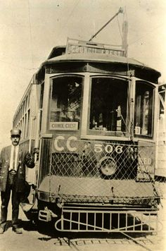 1920 Council Crest Street Car in service. I have chosen this one because I think this would be what they would travel by