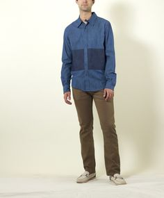 Hume Shirt for $60