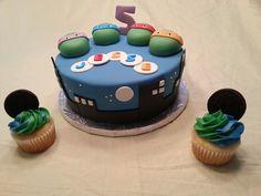 TMNT cake 2