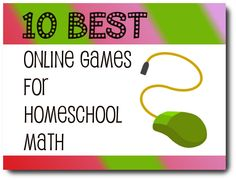 10 websites for online math games
