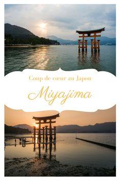 #Miyajima : un de nos lieux préférés du #Japon ! Cette petite ile de la baie d' #Hiroshima a bien mérité sa place dans le classement des 3 plus beaux paysages nippons. Ile sacrée connue pour son grand #torii les pieds dans l'eau, Miyajima est l'un des lieux les plus touristiques du pays. Et pourtant, elle n'a rien perdu en charme ni en beauté. Voici nos coups de coeur et nos #conseils après deux voyages sur cette #ile, pour visiter Miyajima en 1 ou 2 jours. #Asie #voyage #Itsukushima #blog