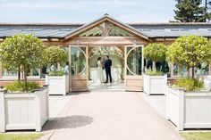 Orangery wedding venue Essex
