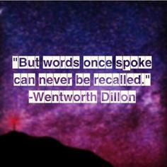 Wentworth Dillon