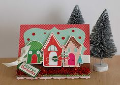 "Holly Jolly Holidays: Day 13 ""Holiday Card Blog Hop"" at Echo Park Paper Co"