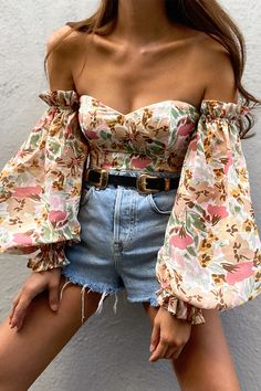 Girly Outfits, Stylish Outfits, Fancy Casual Outfits, Unique Outfits, Look Fashion, Fashion Outfits, Womens Fashion, Mode Chic, Looks Style
