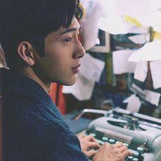 #井柏然 #JingBoran #징보란 #정백연 #model #actor