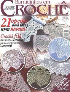 Crochet edging magazine