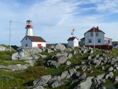 Heritage Foundation of Newfoundland & Labrador Quirpon Island Lightkeeper's Residence Registered Heritage Structure