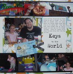 Keys to the World - Scrapjazz.com