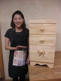 2010年6月21日 みんなの作品【引き出し・箱物】|大阪の木工教室arbre(アルブル)
