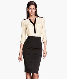 Pencil Skirt | H&M GB