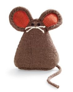 Knitted Toys, Bags, Pillows & More