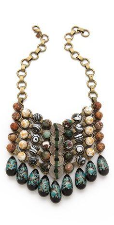 Bin necklace