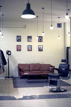 Barber shop inspiration